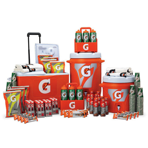 Gatorade High School Hydration Package — Create Your Own G-Series Performance Package