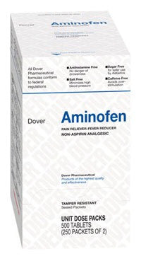 Medique Aminofen - Acetaminophen