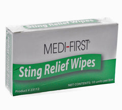 Insect Sting Relief