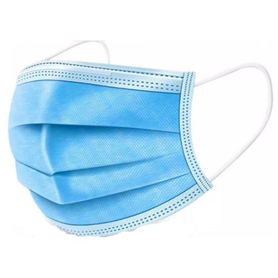 3 Ply Disposable Surgical Masks, 50/box | The MioTech Store