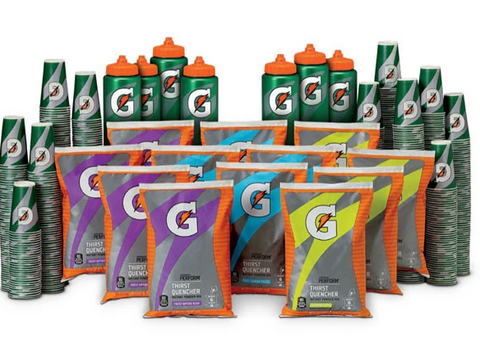 Gatorade Hydration Package- Refuel and Restore