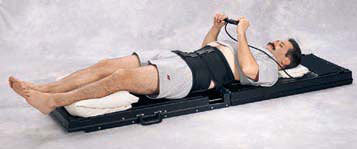 Saunders Lumbar Home Traction Device The Miotech Store