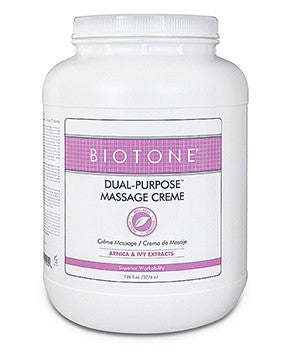 Bio-Tone Dual Purpose Massage Cream
