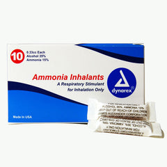 Ammonia Inhalants, 10/box