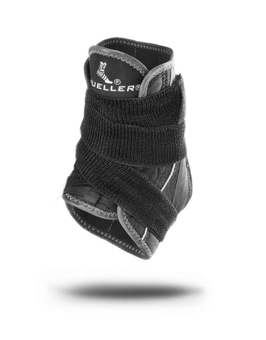 Mueller Hg80 Premium Soft Ankle Brace with Straps