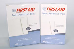 Nutramax Non-Adherent Sterile Pads, 100/box