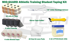 Athletic Training Student Taping Practice Kit