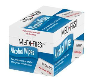 Medique Alcohol Prep Pads