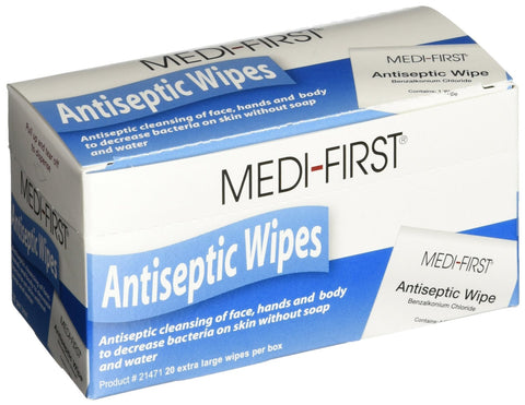 Medique Antiseptic Wipes