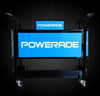 Powerade Adjustable Height Sideline Cart