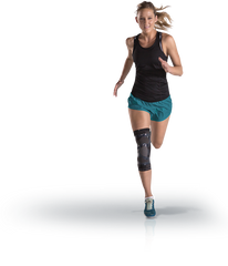 Donjoy Performance Trizone Knee Brace