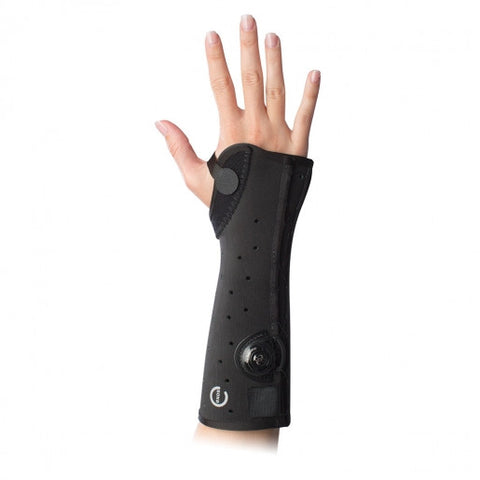 SHORT ARM FRACTURE BRACE – OPEN THUMB