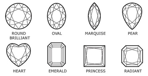Diamond Shape Designs