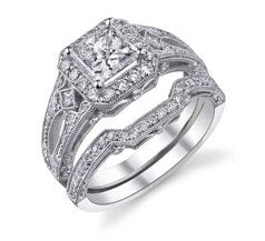 Let us design a custom engagement ring for you
