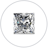Shop Princess Cut Diamond Rings