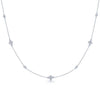 Kwiat - Diamond Strings Necklace, Necklace