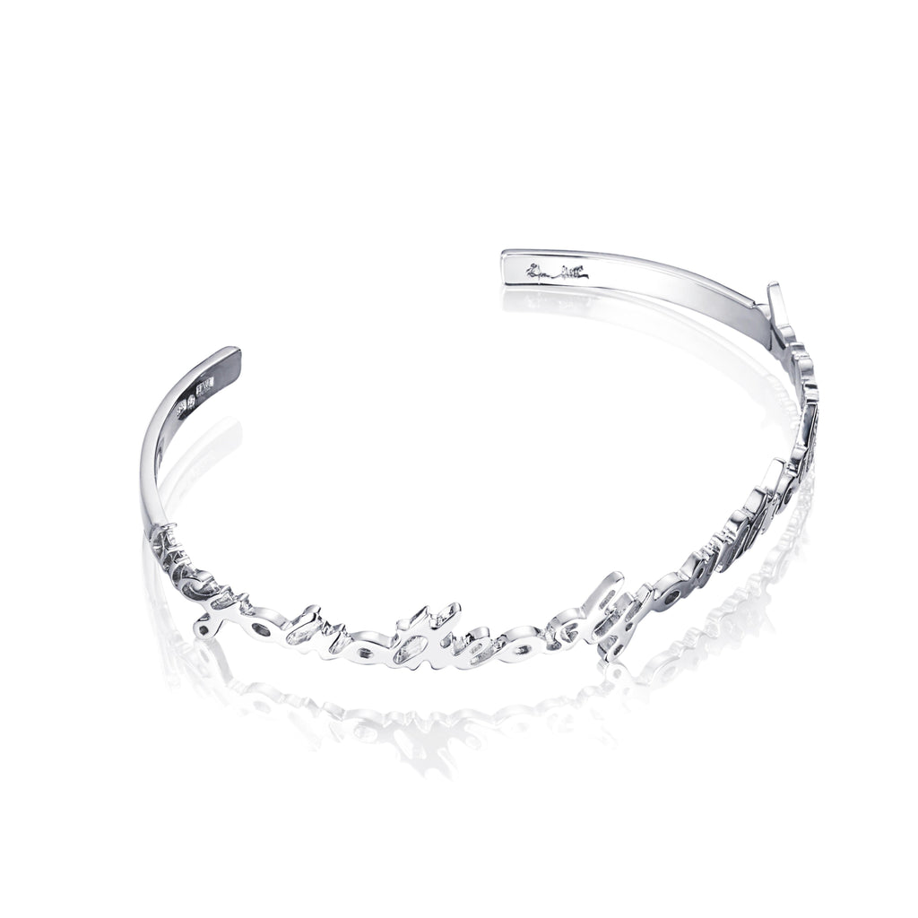 Efva Attling - Lucy in the sky cuff, Womens Bracelets