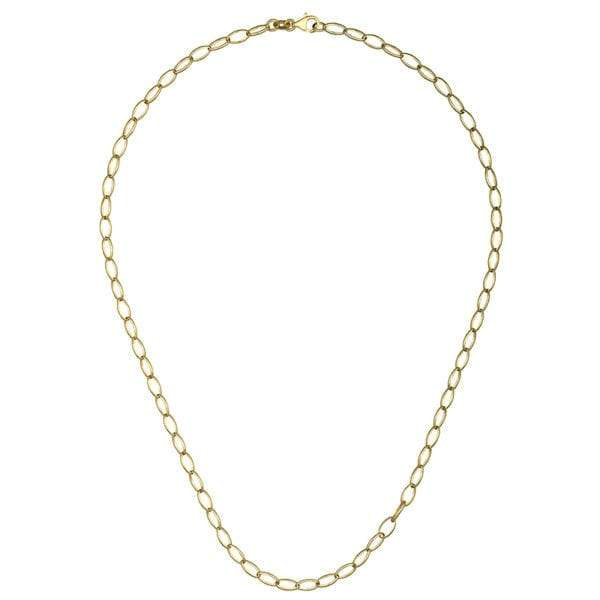 Herco 14KT Yellow Link Chain Chain