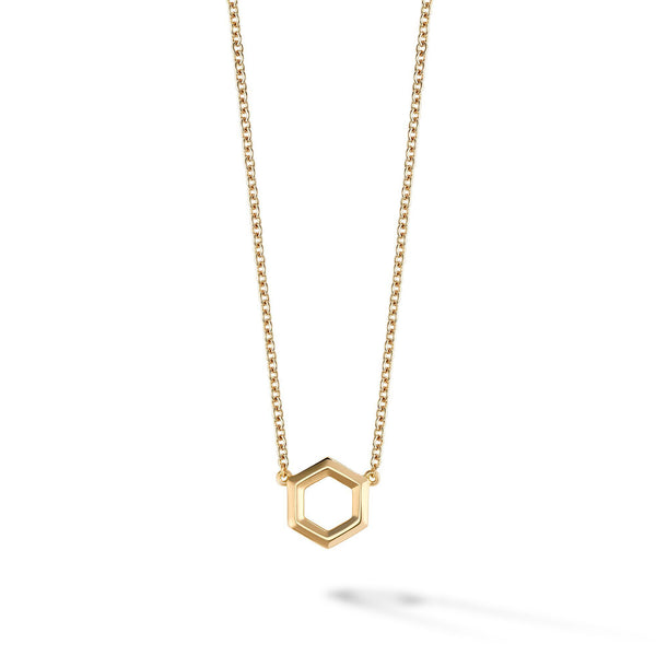 Birks - Yellow Gold Bee Chic Pendant, Necklace