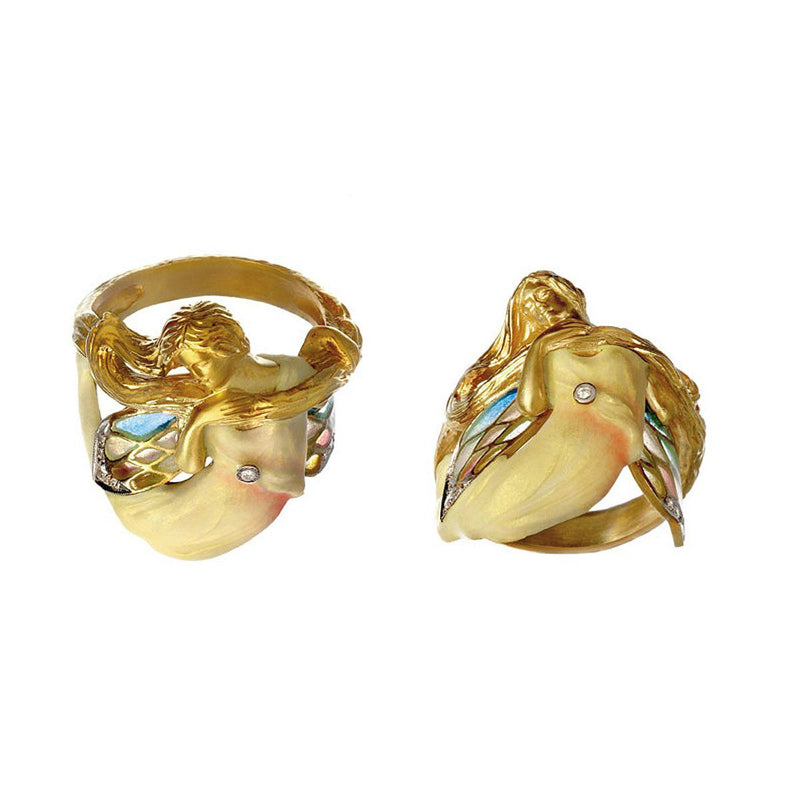 Masriera - Muse ring, Ring