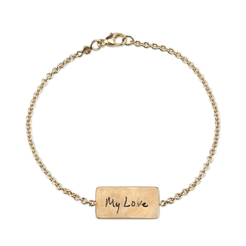 "Heather B. Moore - ""My Love My Life"" Bracelet, Bracelet"