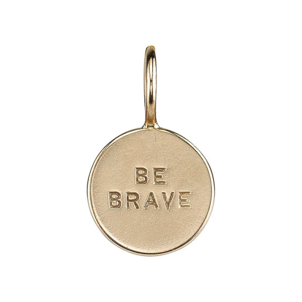 Heather B. Moore - Be Brave Charm, Charm