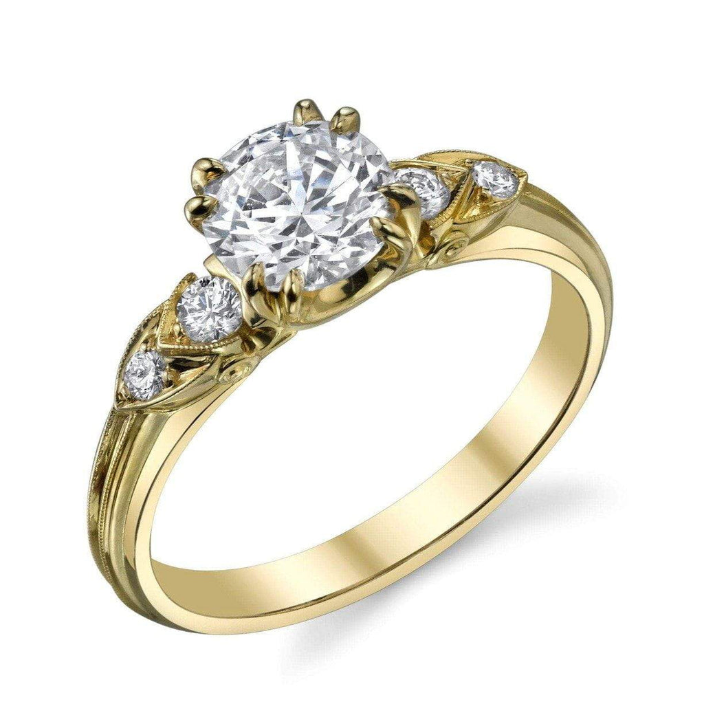 '483' Semi-Mount Diamond Engagement Ring