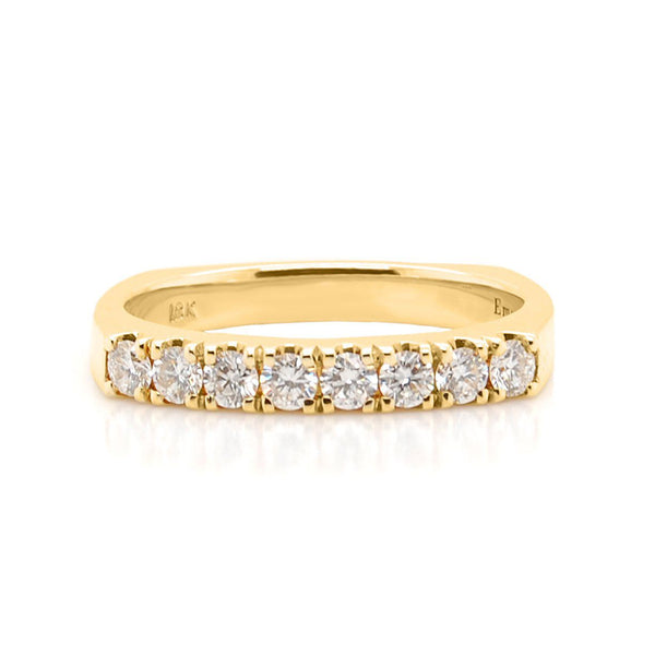 Emerson Fine Jewelry 18K Yellow Gold Band Ring