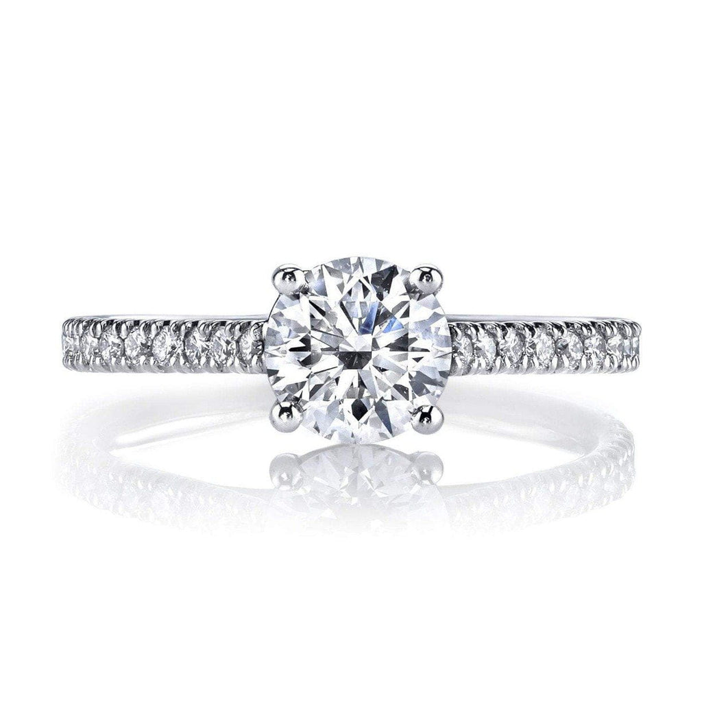 Emerson & Farrar - Solitaire Diamond Engagement Ring, Engagement Ring