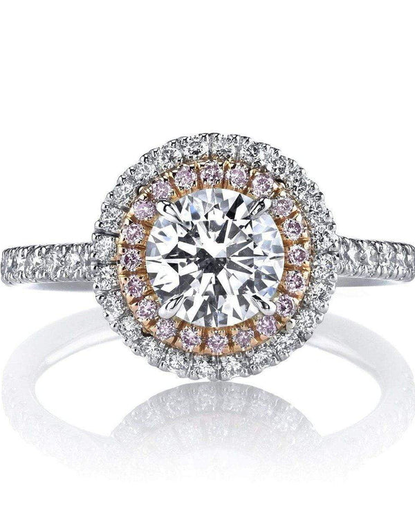 Emerson & Farrar - Double Halo Engagement Ring, Engagement Ring