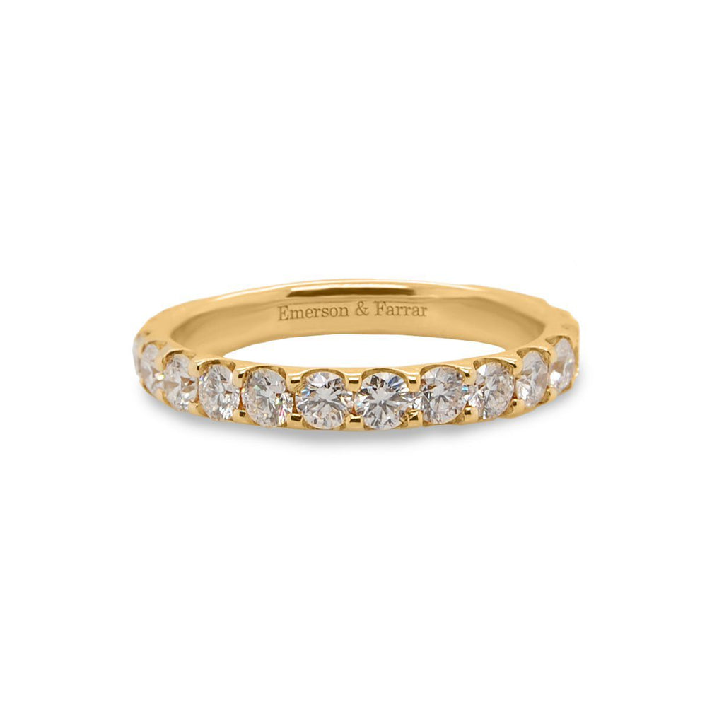 Emerson Fine Jewelry Eternity Diamond Band Band