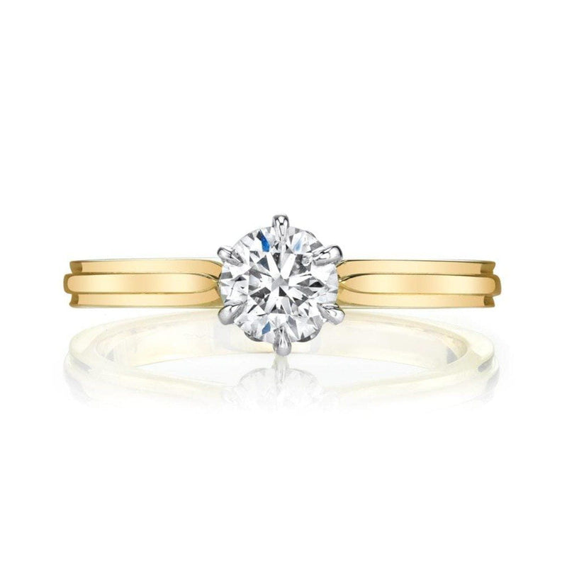 Emerson & Farrar - Diamond Solitaire Engagement Ring, Engagement Ring