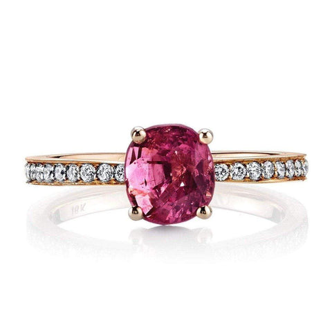 Burmese Spinel Ring