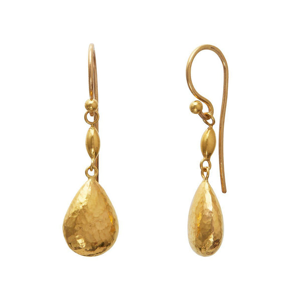 Gurhan Short Delicate Drop Earrings Earrings