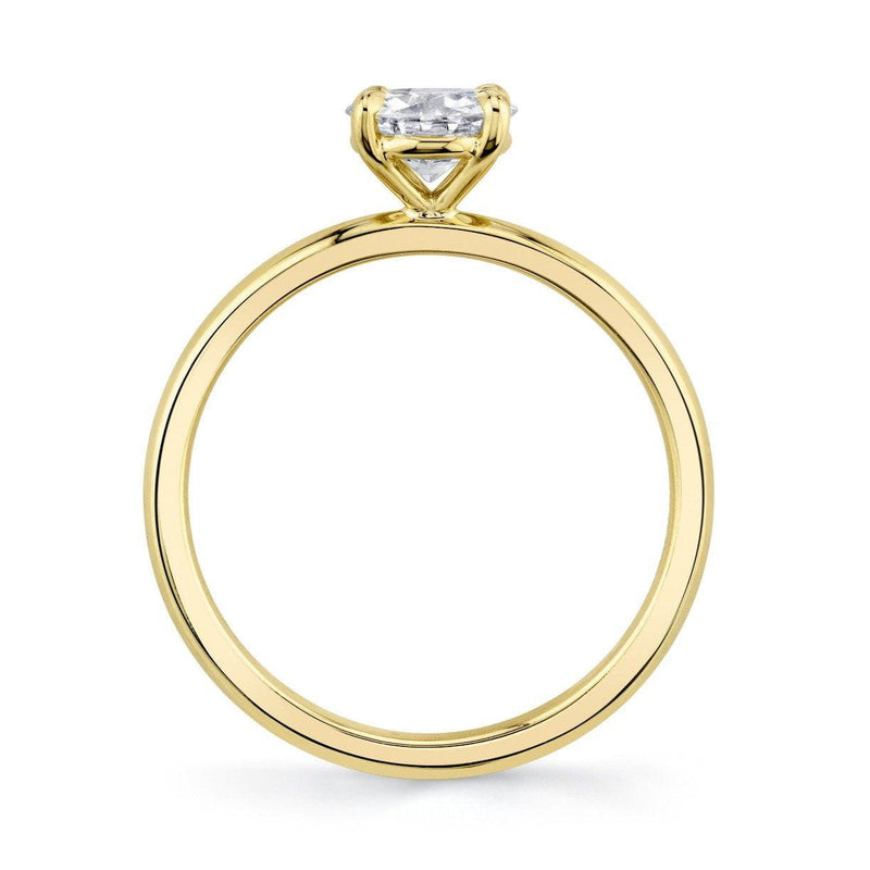 Emerson & Farrar Everly Round Classic Signature Engagement Ring