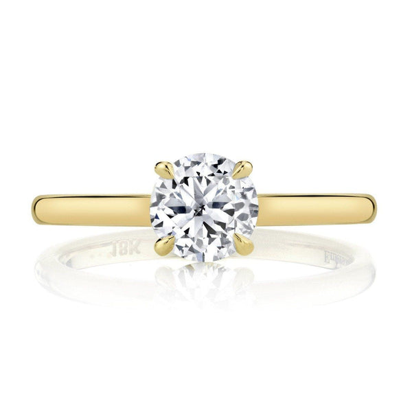 Emerson & Farrar - Everly Round Classic Signature, Engagement Ring