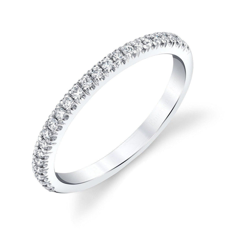 Emerson & Farrar - Nova Half Eternity Signature Collection Platinum, Ring