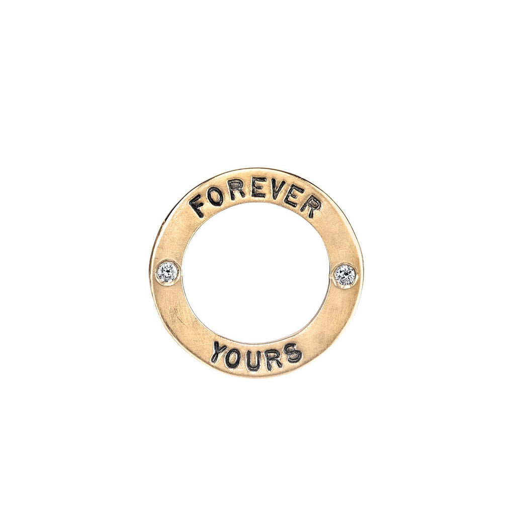 Heather B. Moore - Forever Yours Charm, Charm