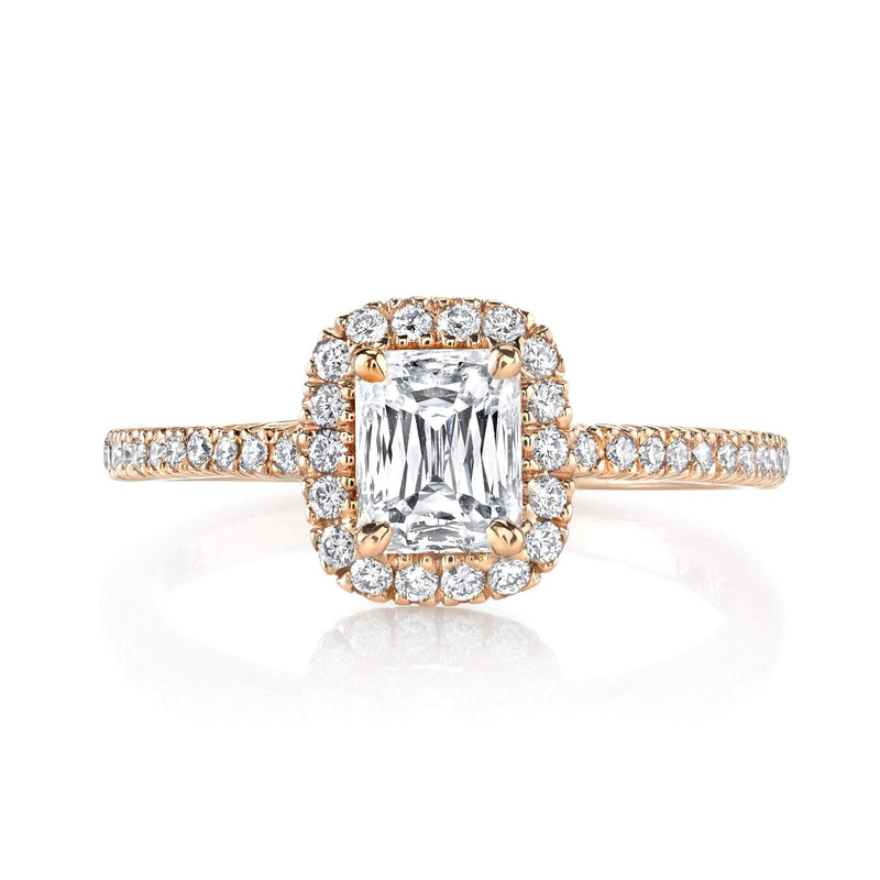 Christopher Designs - Halo Engagement Ring, Engagement Ring