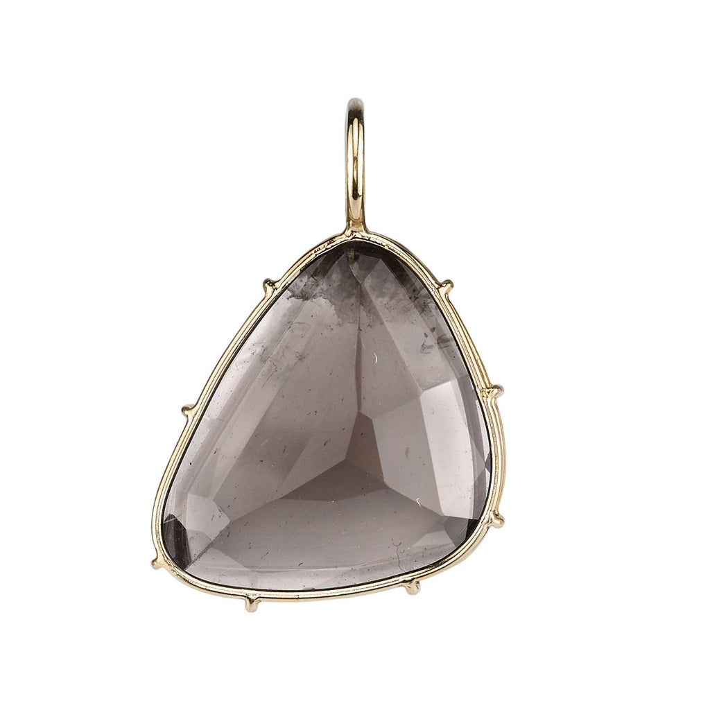 Heather B. Moore - Smokey Quartz Harriet Stone, Charm