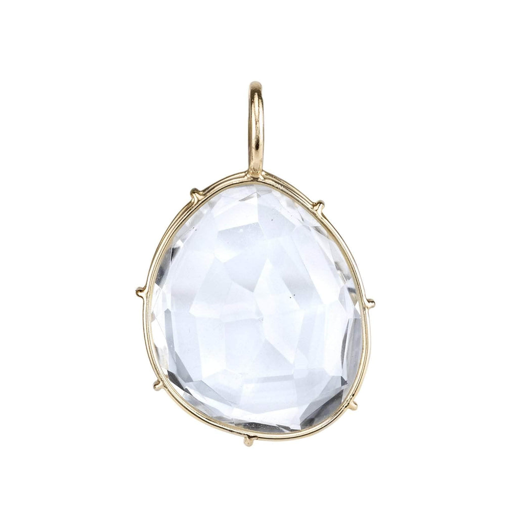 White Topaz Harriet Stone