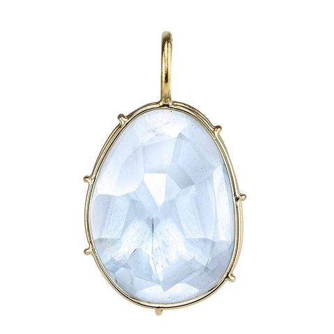 Heather B. Moore - Blue Topaz Harriet Stone, Charm