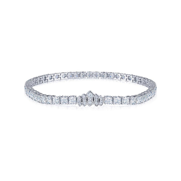 Kwiat - Kwiat Rivera Diamond line bracelet, Womens Bracelets