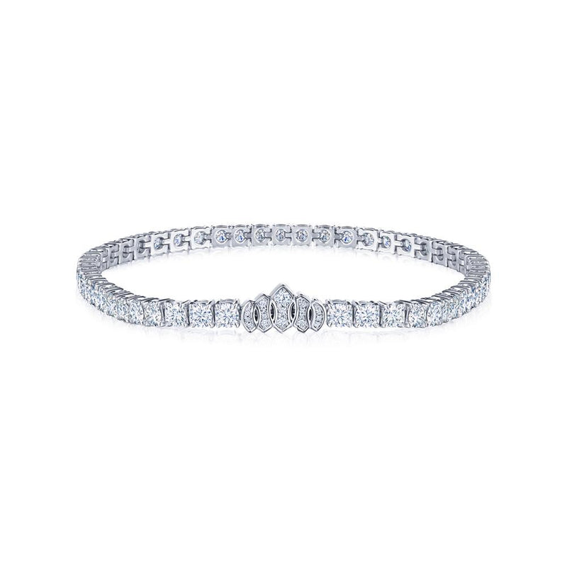 Kwiat Kwiat Rivera Diamond line bracelet Womens Bracelets