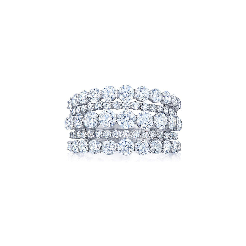 Kwiat - Diamond pave ring, Ring