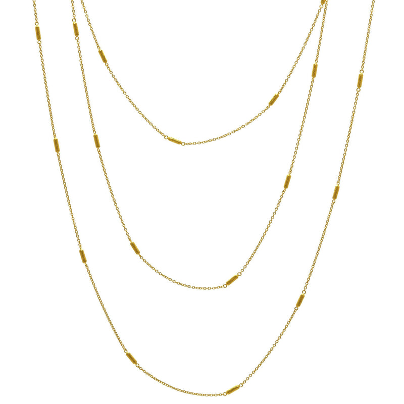 Gurhan - Vertigo Pavé Long Necklace, Necklace