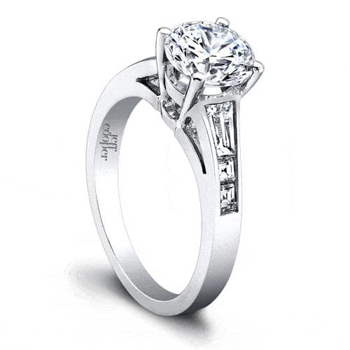 Jeff Cooper Naomi Engagement Ring Semi Mount