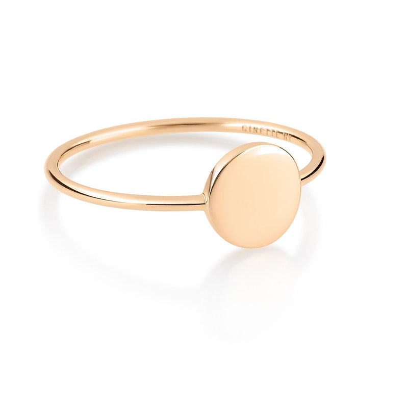 Ginette - Mini Ever Disc Ring, Ring