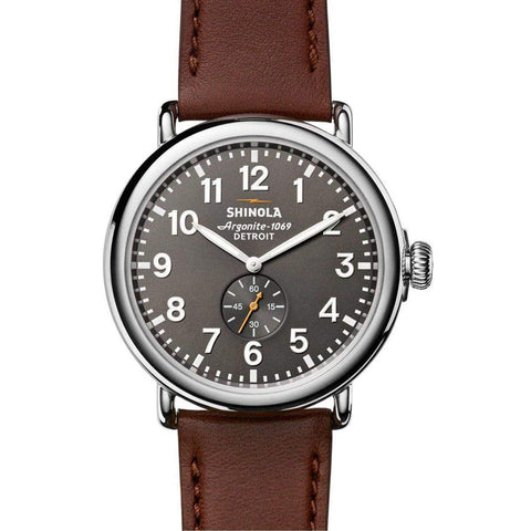 Shinola Shinola The Runwell 47mm Mens Watch Watch