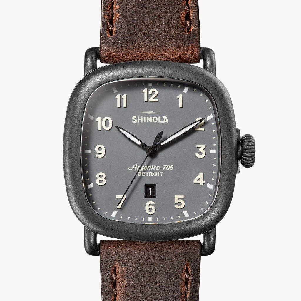 Shinola - The Guardian 41.5mm - Cool Grey, Watch